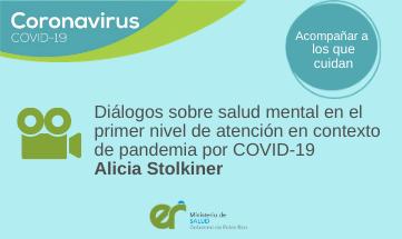 Conversatorio Salud Mental y  Primer Nivel de Atención