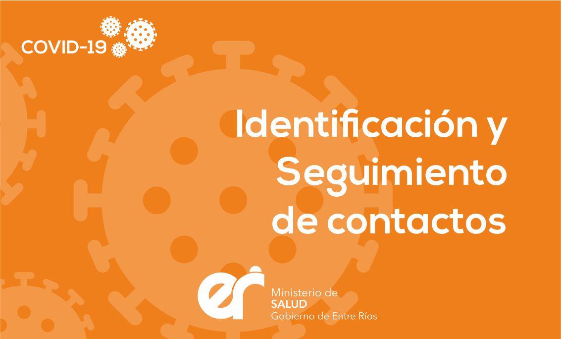 Identificación y Seguimiento de contactos